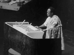 The Forces of Imperialism – Kwame Nkrumah's Greatest Speech