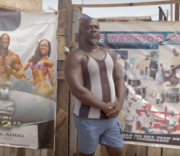 Warrior's Gym – Ghana's Strongest Man