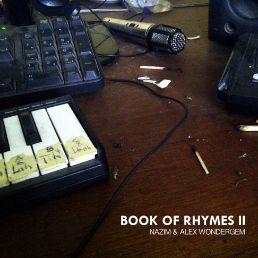 Book of Rhymes II (Nazim & Alex Wondergem)