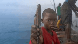 Ghana's Singing Fishermen
